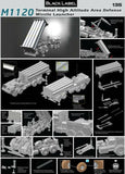 Dragon Military 1/35 M1120 Terminal High Altitude Area Defense Missile Launcher Black Label Kit