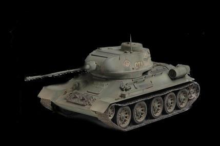 Hobby Boss 1/48 T-34/85 Russian Model 44 Kit
