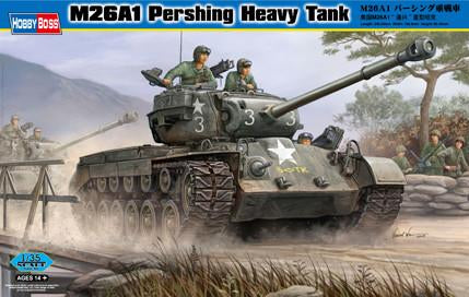 Hobby Boss 1/35 M26A1 Pershing Heavy Tank Kit