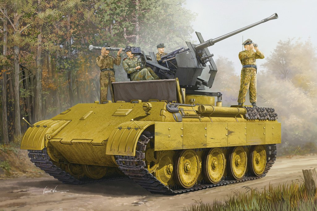 Hobby Boss 1/35 German Panther Ausf. D Kit