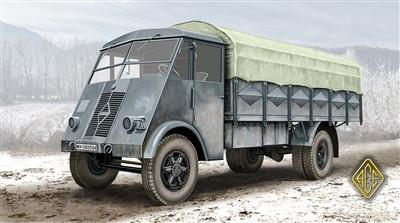 Ace 1/72 AHR French 5t WWII Truck Kit