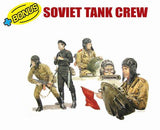 Cyber-Hobby 1/35 BRDM2/3 Amphibious Armored Vehicle w/Soviet Crew (2 in 1) Kit