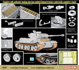 Dragon Military 1/35 SdKfz 181 PzKpfw VI(P) Tank w/Zimmerit Kit