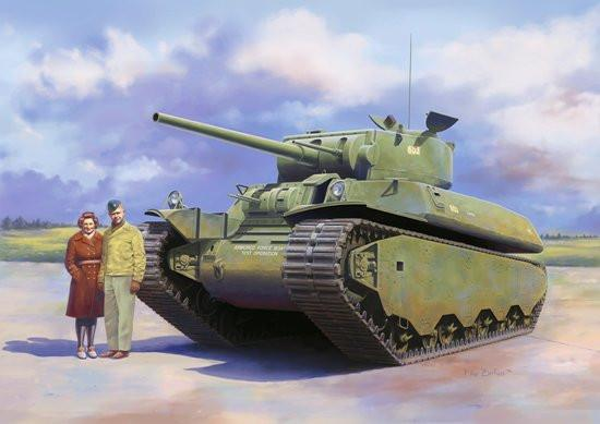 Dragon Military 1/35 M6 Heavy Tank Black Label Series Kit