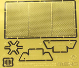 Meng 1/35 PLA ZTZ96B Main Battle Tank Kit
