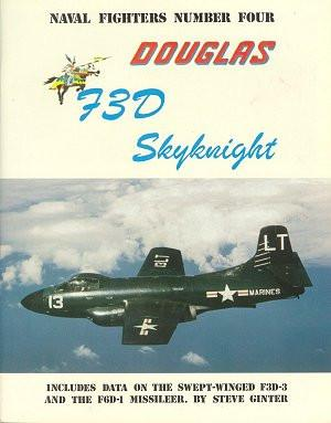 Ginter Books - Naval Fighters: McDonnell Douglas F3D Skynight