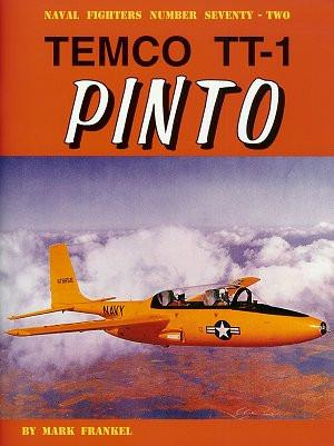 Ginter Books - Naval Fighters: Temco TT1 Pinto Trainer Aircraft