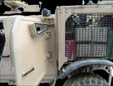 Panda Hobby 1/35 M-ATV MRAP Mine Resistant Ambush Protected Vehicle w/Crow II RWS Kit