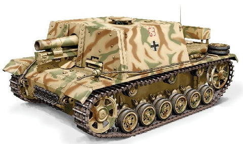 Armourfast Military 1/72 SIG33B Tank (2) Kit