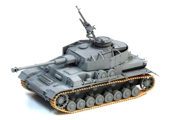 Dragon 1/35 Arab Panzer IV Tank The Six-Day War Kit