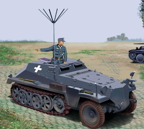 Dragon Military 1/35 SdKfz 252 Leichter BefWagen Kit