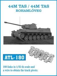 Friulmodel Military 1/35 44M TAS/44M TAS Rohamloveg Track Set (180 Links)