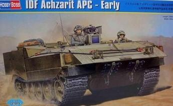 Hobby Boss 1/35 IDF ACHZARIT APC Early Kit