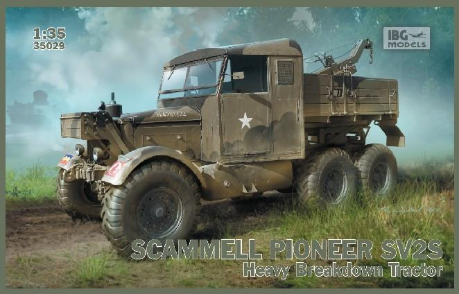 IBG Military 1/72 Chevrolet C15A Cab 13 General Service Military Truck Kit35