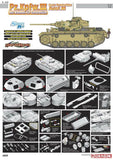 Cyber-Hobby 1/35 PzKpfw III Ausf M Early Tank Kit
