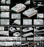 Dragon 1/35 IDF M60 w/Explosive Reactive Armor Smart Kit