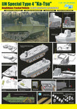 Dragon 1/35 IJN Special Type 4 Ka-Tsu Amphibious Tracked Vehicle Smart Kit (New Tool)