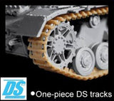 Dragon Military 1/35 Sd.Kfz.166 Stu.Pz.IV 'Brummbar' Mid-Production (2 In 1) Kit