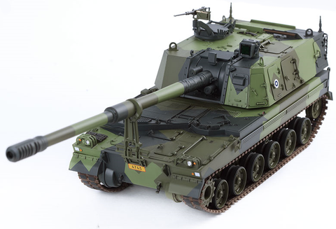"Academy 1/35 Finnish Self-Propelled Gun ""Moukari"" Kit"