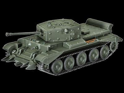 Revell Germany 1/72 Cromwell Mk IV Tank Kit