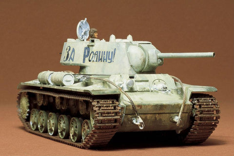 Tamiya 1/35 Russian KVI Type C Heavy Tank Kit