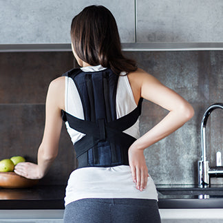 Posture braces that help you stay in shape