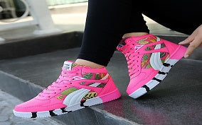 Latest Pink Sneakers for Women in 2020