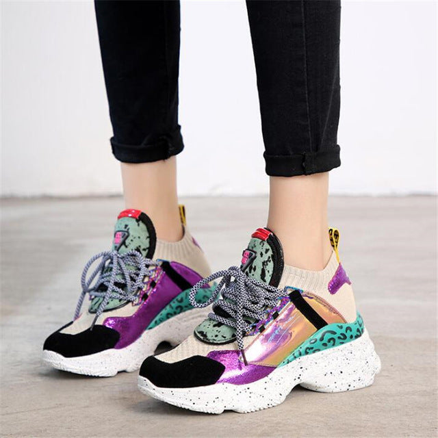 COLORFUL SNEAKERS FOR WOMEN | Sneakers Hive