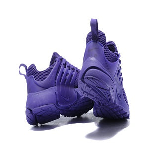 What impact do purple sneakers have?