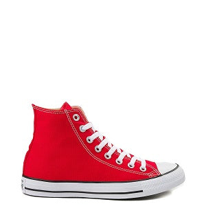 Why choose red sneakers men?
