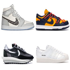 Top sneaker trends 2020