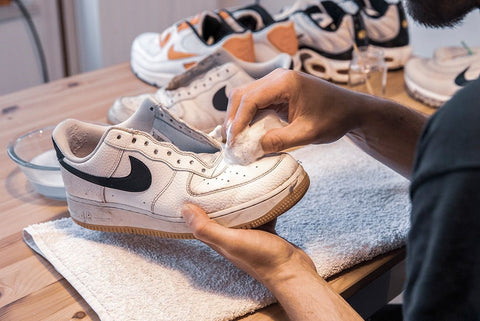 Caring For Your Kicks: 7 Shoe Maintenance Tips for Casual Sneakers
