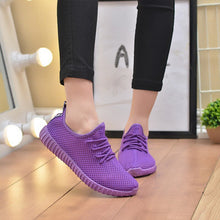 Women Breathable Tenis Feminino Outdoor Casual Shoes