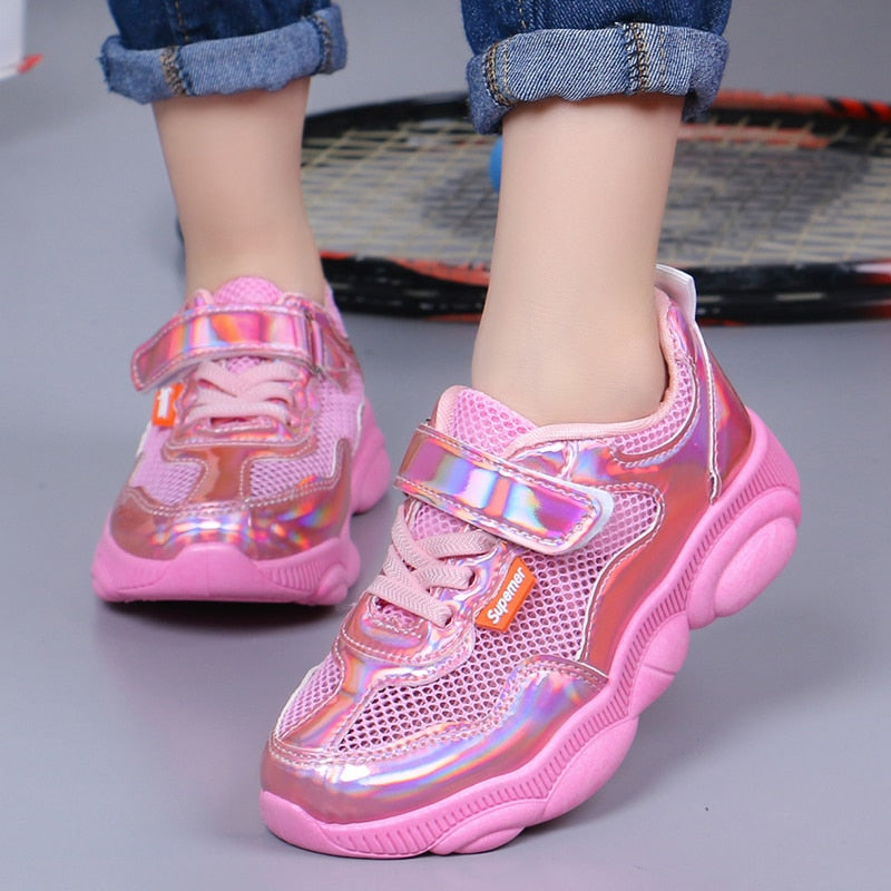 2020 new style kids shoes for girls