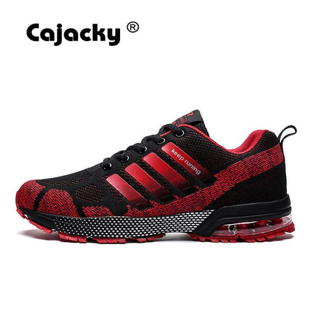 Cajacky Men Running Sneakers