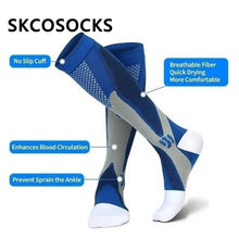 High Quality Men Compression Socks Leg Support