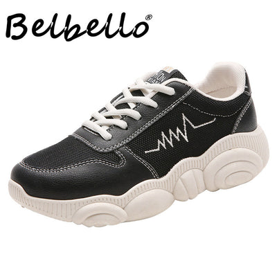 Belbello summer autumn sports shoes for women