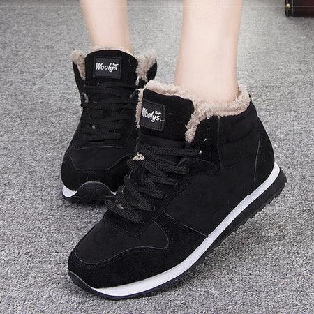 Ankle warm Boots For Women
