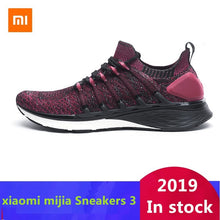 Original Xiaomi Mijia Sneakers 3 Men's Outdoor Running Shoes
