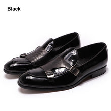 FELIX CHU Leather shoes for men