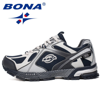 BONA New Designer Popular  Sneakers Shoes Men