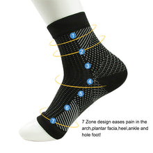 Ankle Heels Support Compression Foot Protect