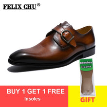 FELIX CHU European Style Shoes