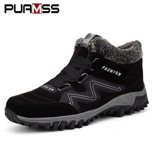 Winter Fur Warm Ankle Snow Boots