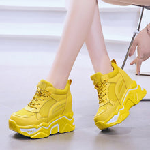 Rimocy Heels Wedge Platform Women Sneakers
