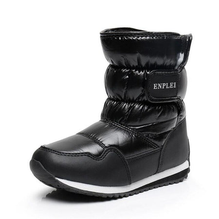 SKEHK Girls Winter Snow Boots