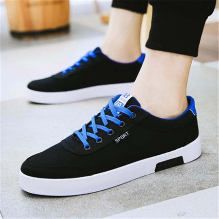 Mens Vulcanize Breathable Sneakers