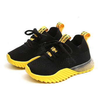 KidsShoes Boys Casual Children Sneakers For Boys Leather Fashion Sport Kids