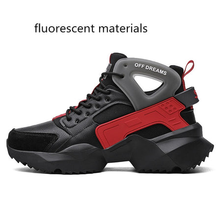 Designer Men Sneakers Breathable Running Shoes for Men Sport Shoes