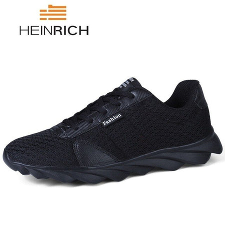 HEINRICH Man's Casual Shoes Large Size Sneakers